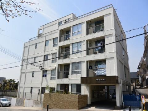 六甲コーポラス(篠原北町)